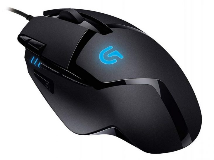 Accesorios gaming Black Friday mouse para juegos