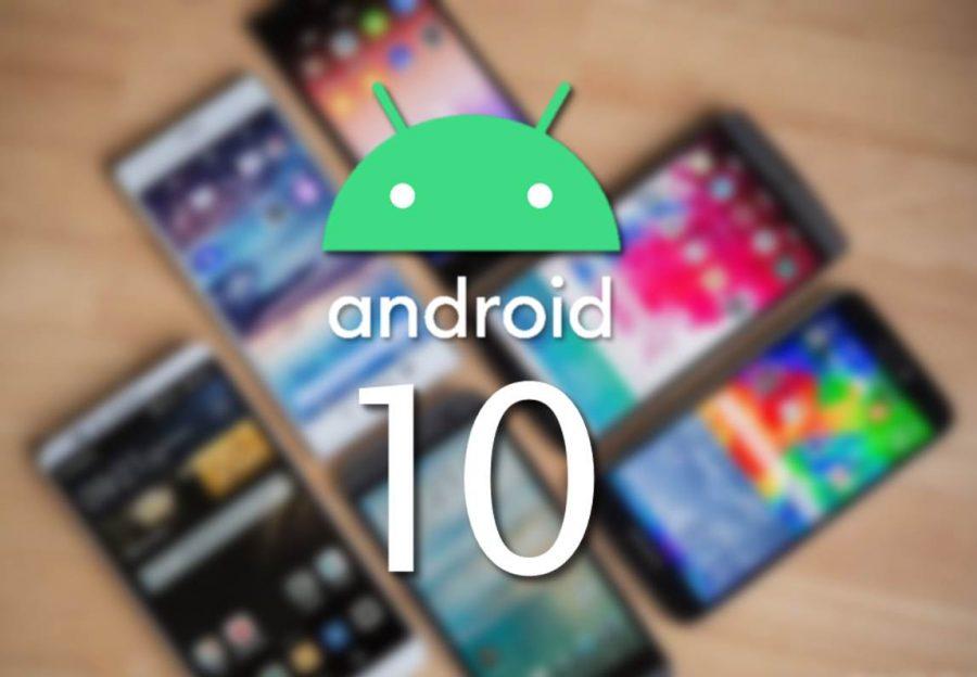 Actualización Android 10 lista de móviles