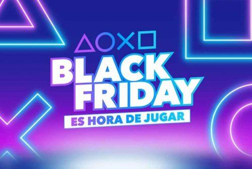 PlayStation se une al Black Friday: ofertas en videojuegos y registro de PS Plus