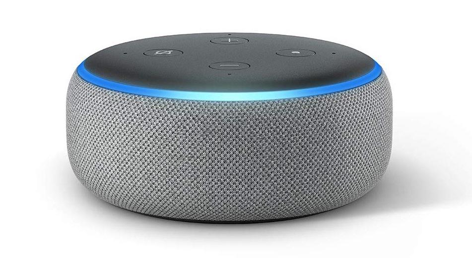 Ofertas en Amazon Echo Dot 3 generación
