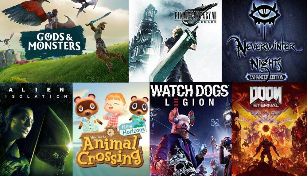 Videojuegos más esperados 2019 y 2020