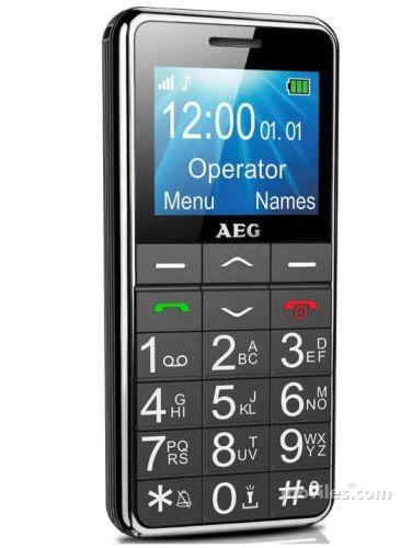 móviles para personas mayores-AEG-m250
