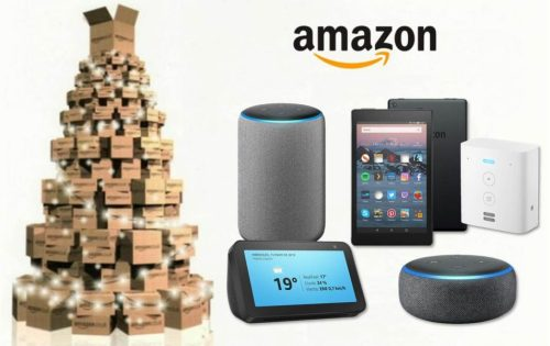 Estos dispositivos Amazon en ofertas se adelantan a la Navidad