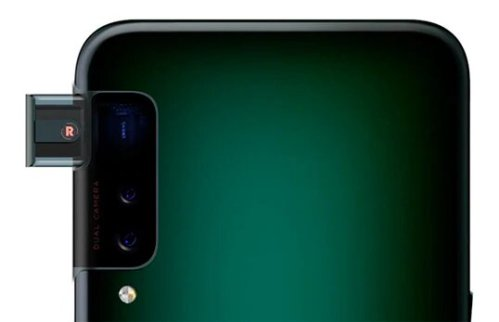 Un móvil con cámara emergente en el lateral, la nueva apuesta de Oppo