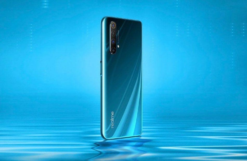 Móvil Realme X50 5G características