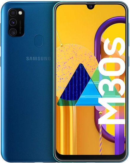 Mejores teléfonos con triple cámara Galaxy M30s