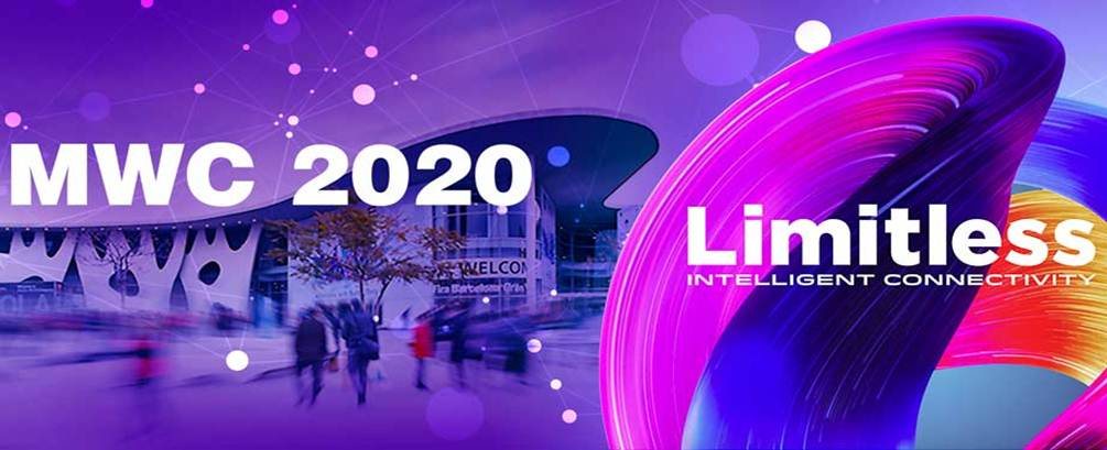Teléfonos en el MWC 2020