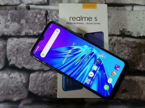 Review del Realme 5: buena batería para un gama media