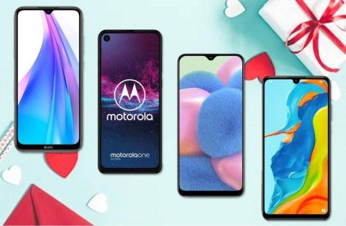 Sorprende con los mejores smartphones para regalar en San Valentín