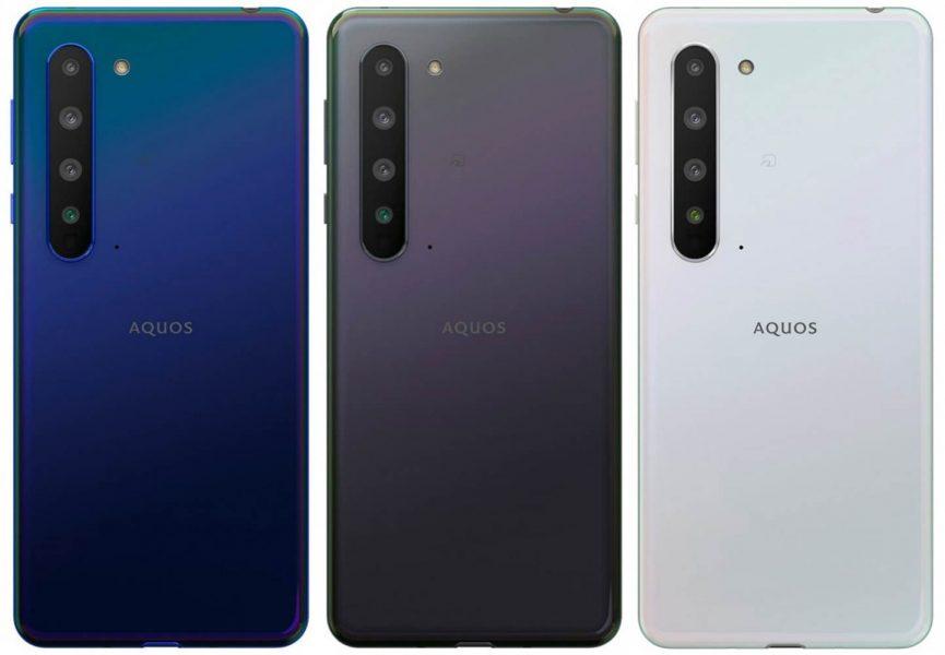 Sharp Aquos R5G características y precio