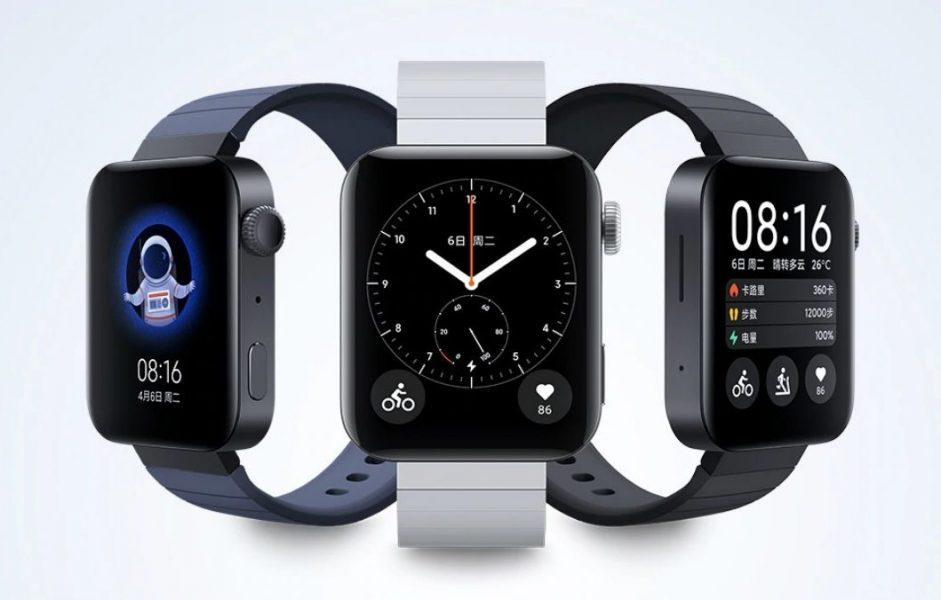 Xiaomi Mi Watch Global características