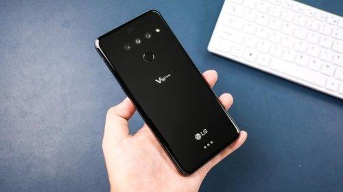 LG V60 ThinQ se ha filtrado con ligeras mejoras en diseño