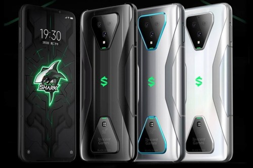 Los Black Shark 3 series ya están aquí: grandes pantallas, SD865 y conexión 5G