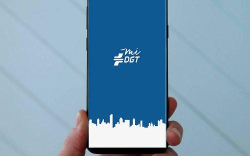 MiDGT: Ya puedes tener en España el carnet de conducir en tu móvil Android