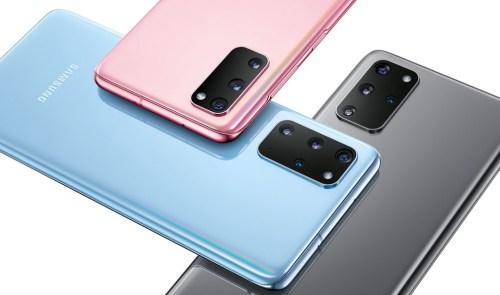 Los Samsung Galaxy S20 llegan a España con varios accesorios