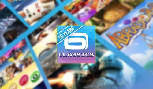 La app «Gameloft Classics: 20 años» trae 30 juegos clásicos gratis a tu móvil