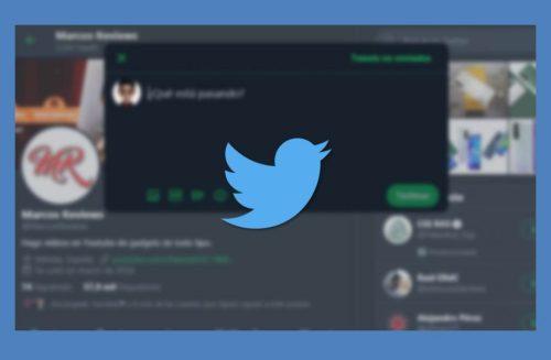 Cómo programar tweets sin aplicaciones de terceros