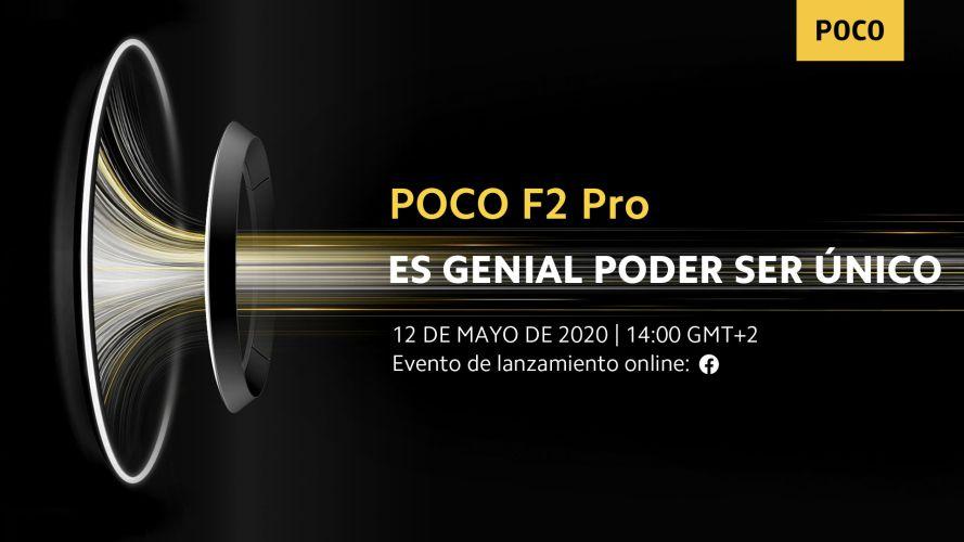 Presentación Poco F2 Pro
