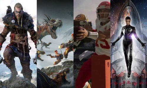 Conoce los juegos que traerá la Xbox Series X en su lanzamiento
