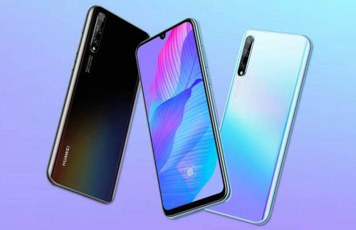 Nuevo Huawei Y8p para ampliar la gama media: Kirin 710F y 48MP RYYB