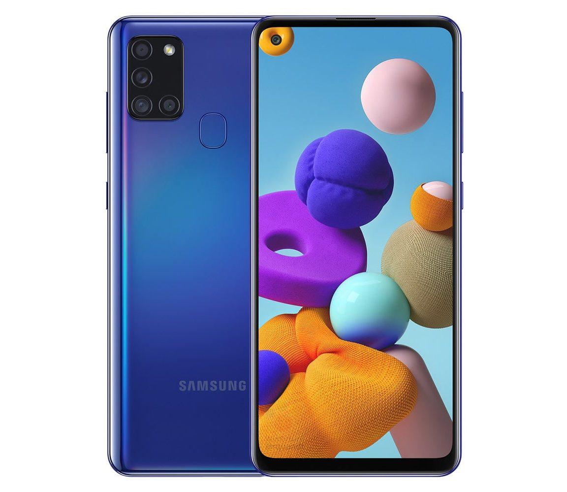 Samsung Galaxy A21s es oficial