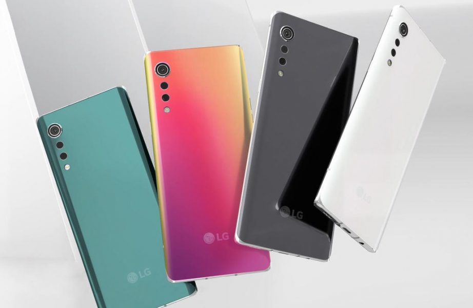 Smartphone LG Velvet características y precio
