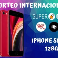 ¡Sorteo internacional de un iPhone SE 2020!