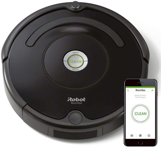 Mejores ofertas de Chollos 10x100, iRobot Roomba 671