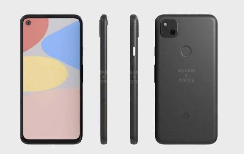 Google Pixel 4A pasa por FCC apuntando su lanzamiento inminente