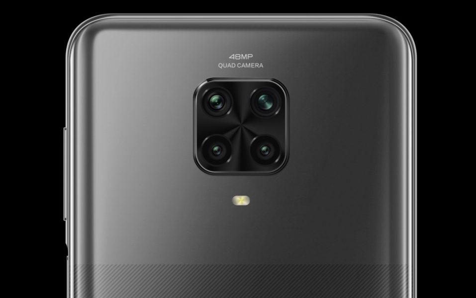 Características del POCO M2 Pro, cámaras