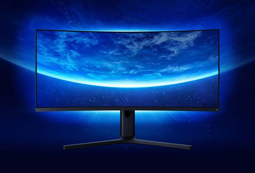Lanzamiento Mi Curved gaming monitor 34