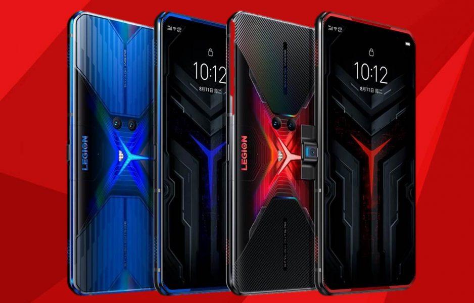 Teléfono Lenovo Legion Phone Duel, características y precios