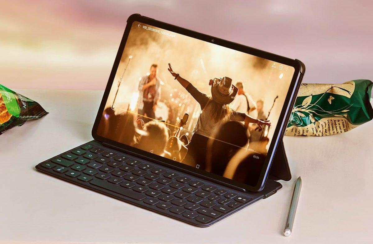 Huawei MatePad 10.4 en España, especificaciones y precio