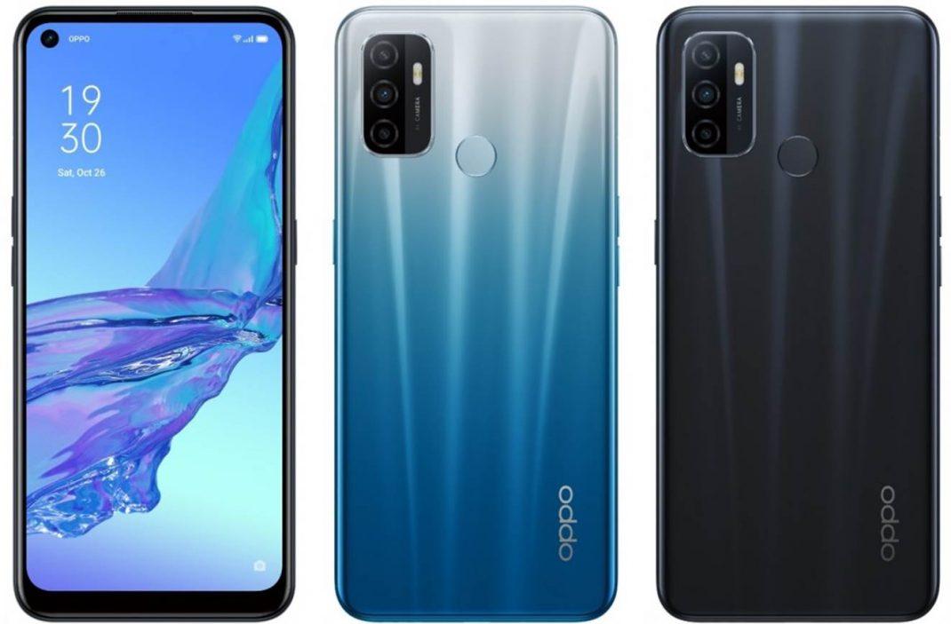 Móvil Oppo A53 2020, características y precio