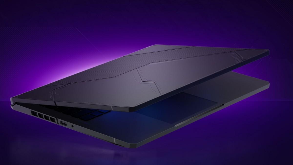 Portátil gaming Redmi G, diseño y características