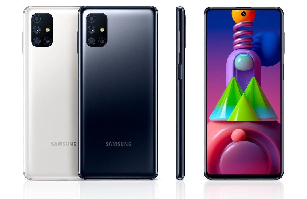 Samsung Galaxy M51 es oficial en España