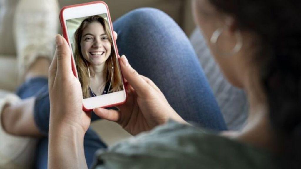 Videollamada en Telegram