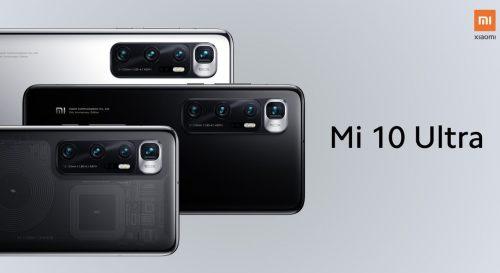 Nuevo Xiaomi Mi 10 Ultra con características y cámaras impresionantes