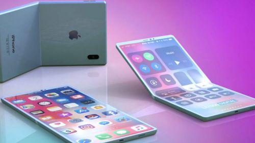 Tenemos los primeros detalles del móvil plegable de Apple