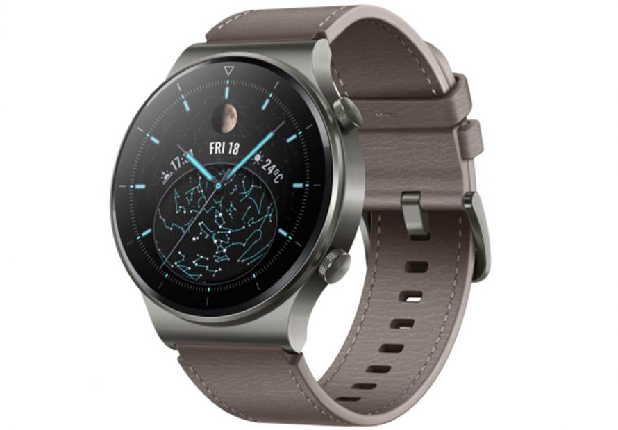 Dispositivos Huawei Developer Conference 2020 - Watch GT 2 Pro