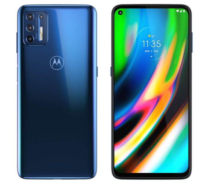 Móviles de Motorola en España, Moto G9 Plus características precios