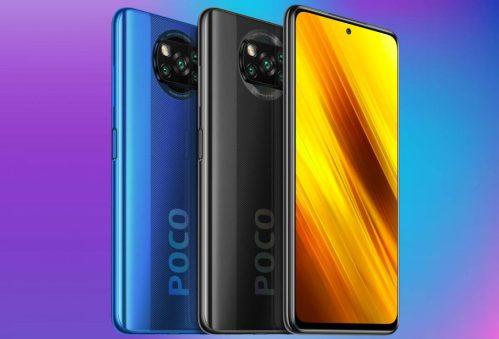 ¡El POCO X3 NFC ya es oficial! Características de alta potencia y gran batería