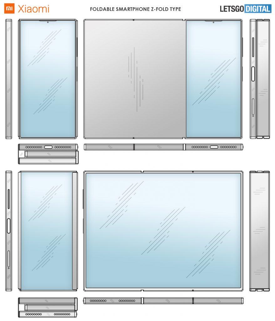 Xiaomi Mi Z Fold