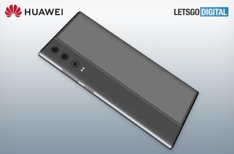 Este es el móvil Alpha de Huawei que se ha filtrado