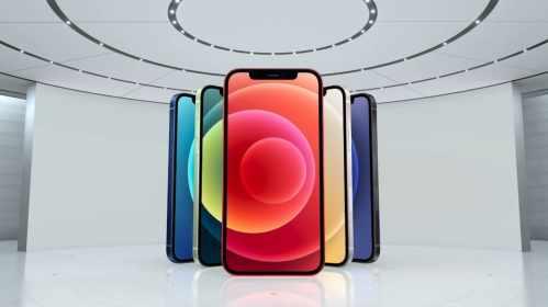 Presentación de los nuevos IPhone 12 sin cargador