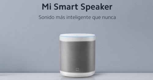Xiaomi Mi Smart Speaker: el nuevo altavoz súper barato que llega a España