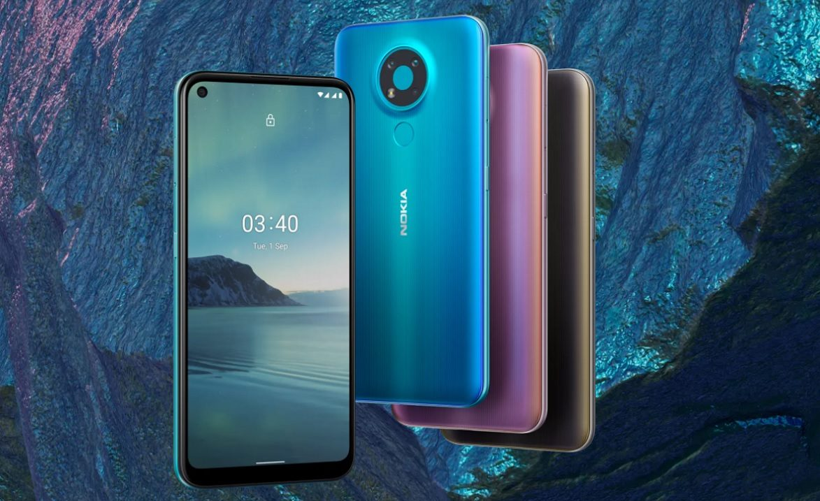 Nokia 3.4 para comprar en España, características y precio