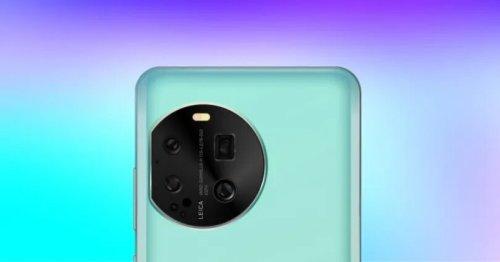 ¿Qué es esto? Primer renders del Huawei P50 Pro ya está aquí