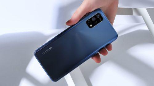 Realme 7 5G es oficial, un dispositivo con 120Hz a un precio imparable