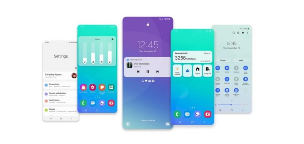 Android 11 para el Galaxy Z Flip 5G